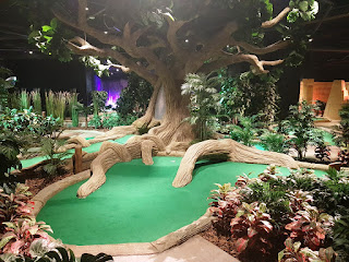 Treetop Adventure Golf is opening in Leicester this June