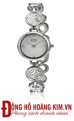 Đồng hồ đeo tay titan nữ chính hãng, sành điệu, thời trang và đẳng cấp