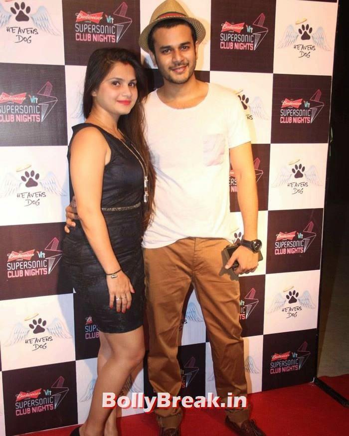 Jay Soni, Heavens Dog Launch - Indian Tv Celebs pics september 2014