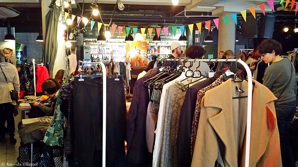 Second-hand and vintage at Fashion Archives in Oslo