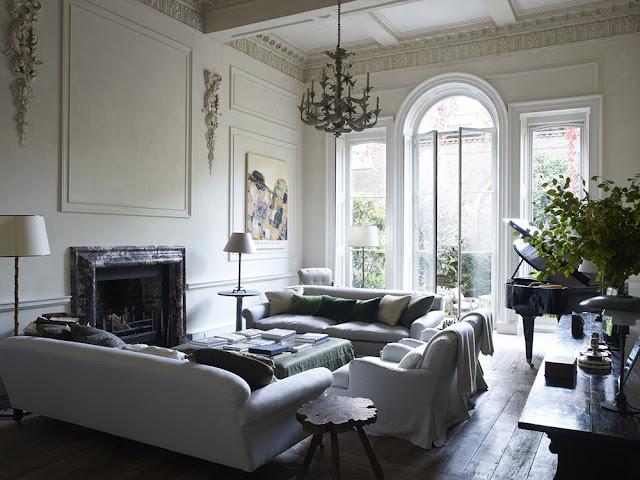 Classique et minimaliste c 39 est possible - Eugenie les bains la maison rose ...