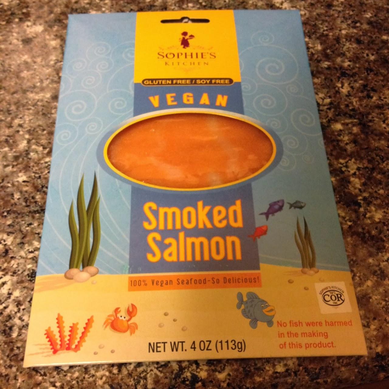 Sophie S Kitchen Vegan Smoked Salmon