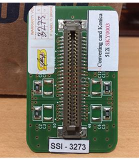 Sparepart Konica Infiniti Converting card YS 3278i
