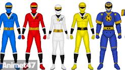 Ảnh trong phim Siêu Nhân Nhẫn Giả -Ninja Sentai Kakuranger 1