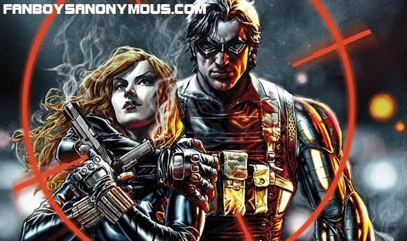 Marvel's Ed Brubaker writes Winter Soldier and Black Widow series