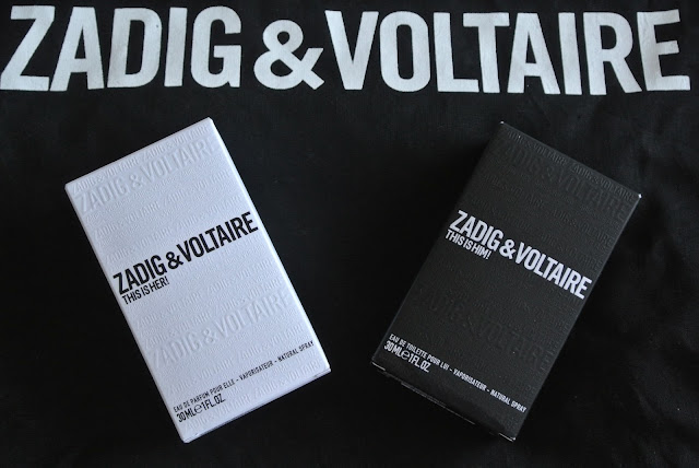 Zadig and Voltaire THIS IS HIM! and THIS IS HER! Fragrance Launch and Review Image