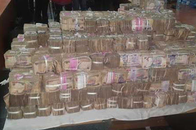 total money buhari recovered from corrupt politicians