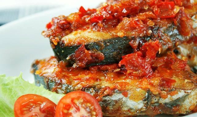 Yang Ingin Buka Puasa Dengan Ikan Tongkol Balado, Ini Dia Resepnya!