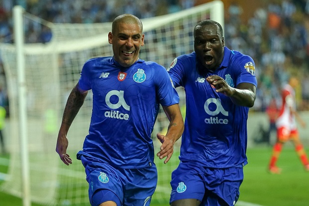 Vincent Aboubakar et le FC Porto remportent la Supercoupe du Portugal