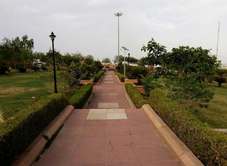 Masuria-hills-Garden-in-Jodhpur-Tour