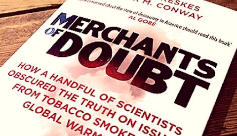 Book Review: Merchants of Doubt