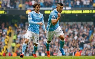Video Cuplikan Gol Hasil Bournemouth vs Manchester City