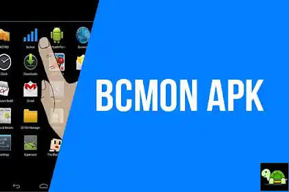 Aplikasi Bcmon Dan Cara Memakainya