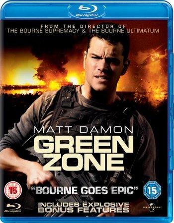Green Zone (2010) Dual Audio Hindi 480p BluRay  350MB Download