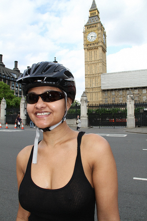 First Indian Participated In Wnbr London 2016  Meenal Jain-9393