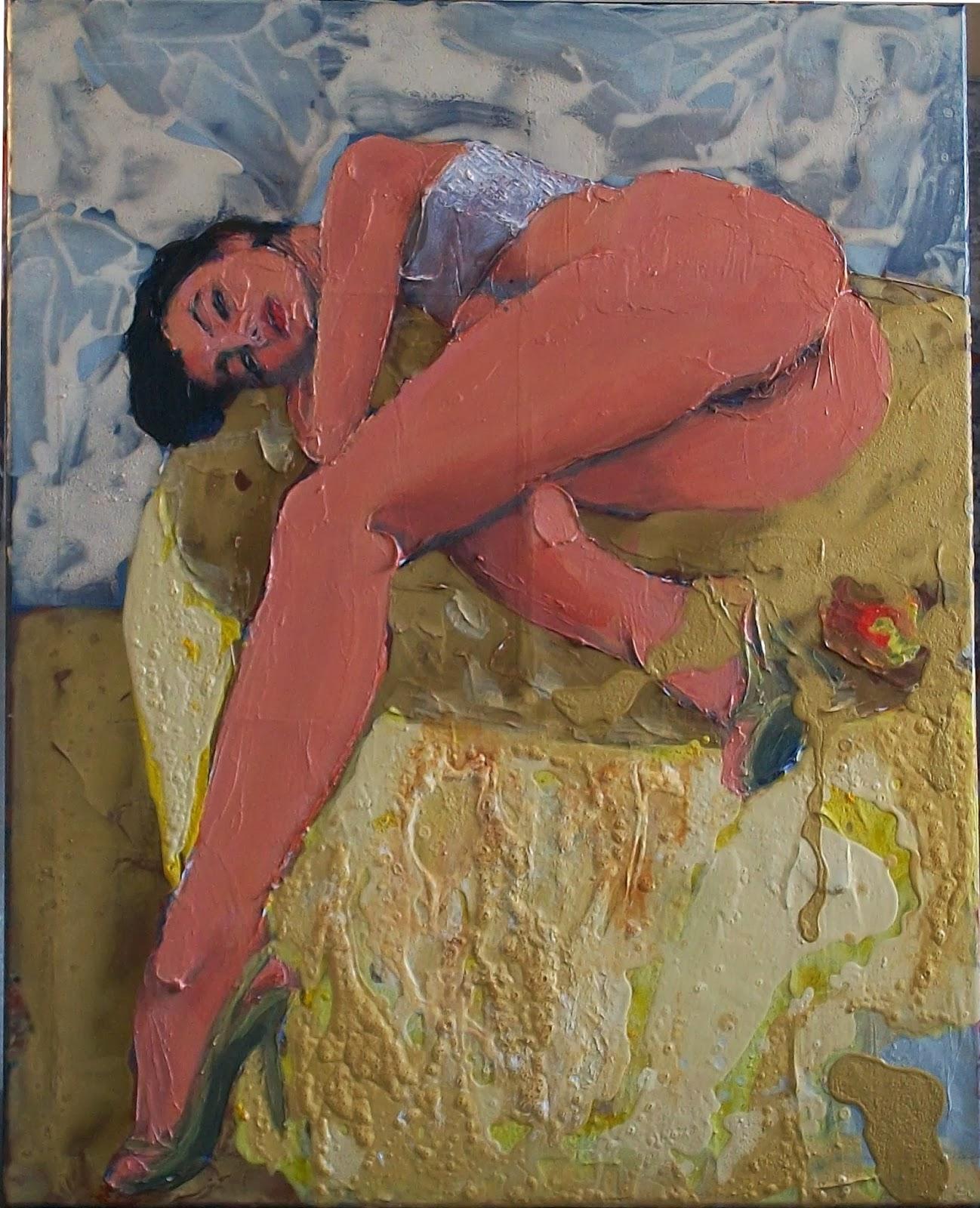 alain mathis peinture peintures 2013