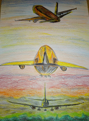 Airbus drawing.