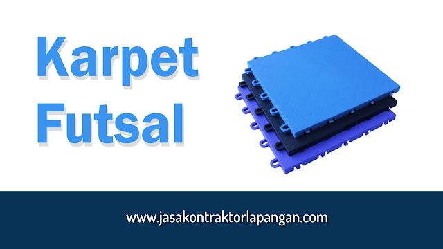 Karpet Futsal