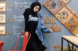 Style Hijab Girly yang selalu trend