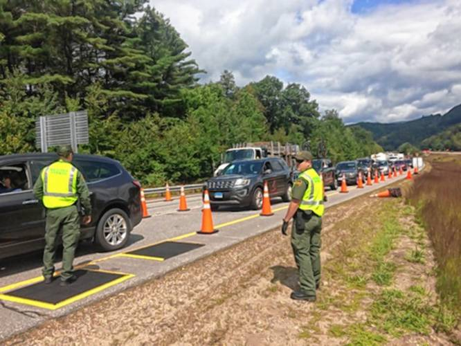 Vacationing in NH's White Mountains this summer? Stay away