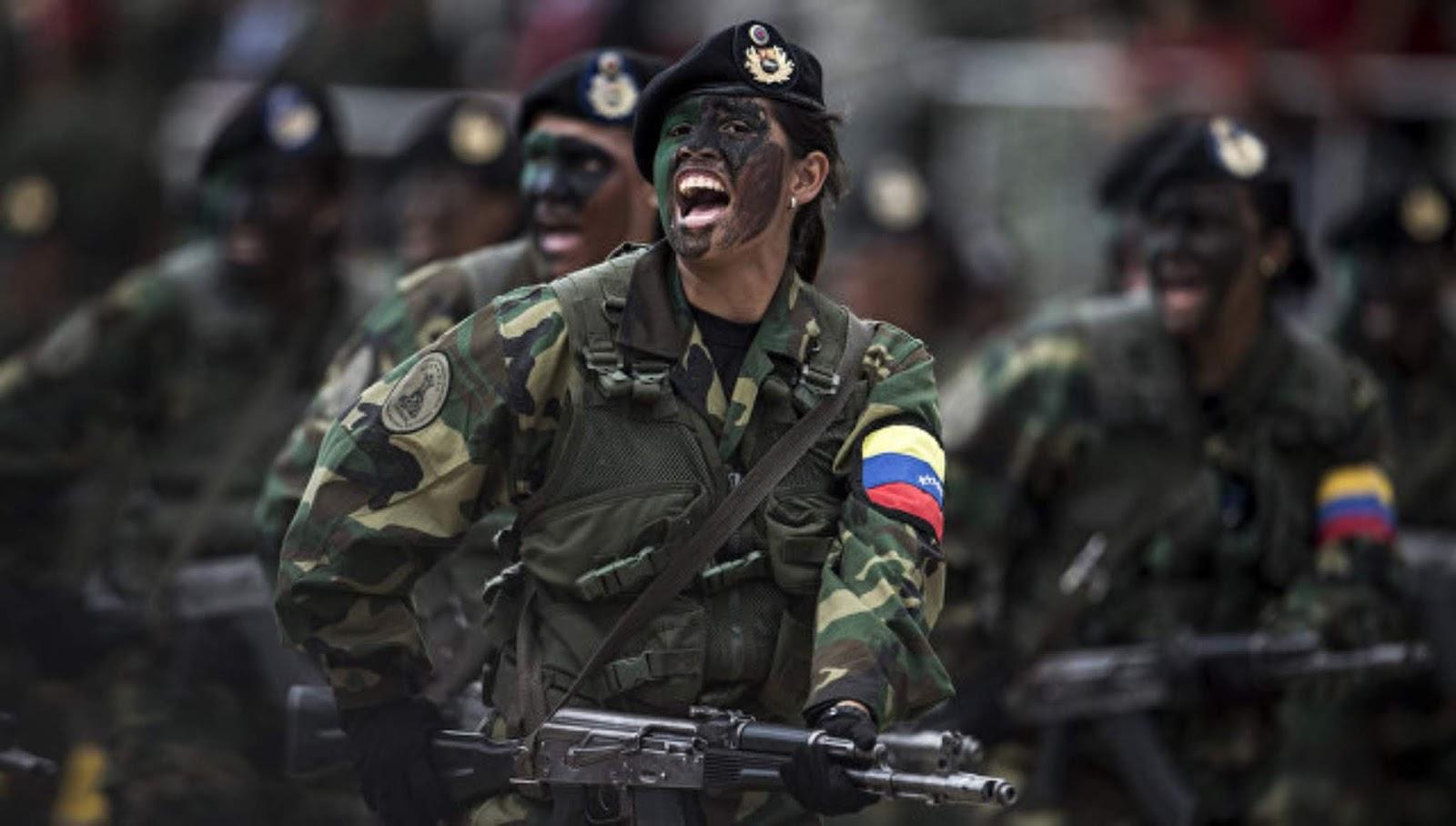 Guaydo tidak mengesampingkan kemungkinan intervensi militer AS di Venezuela