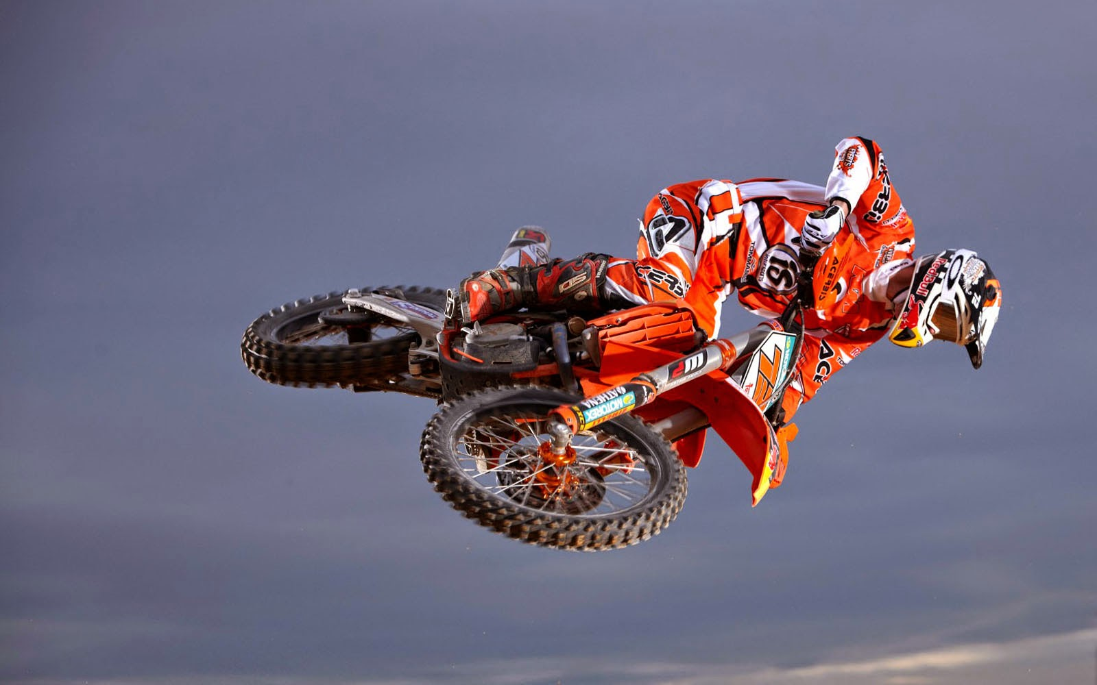 Wallpapers KTM 350 SX F Wallpapers