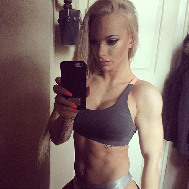 Fitness Model Andrea Neumannová (@andrea_neumannova_ifbb) Instagram photos