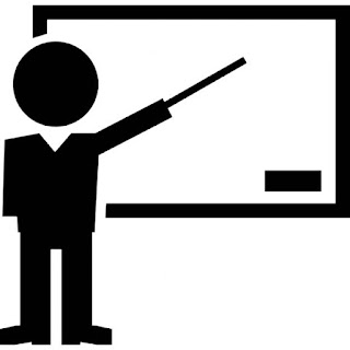 Teachers logo symbol