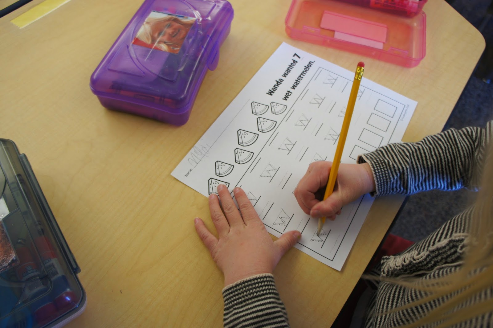 Kindergarten Kiosk Not Another Worksheet Please