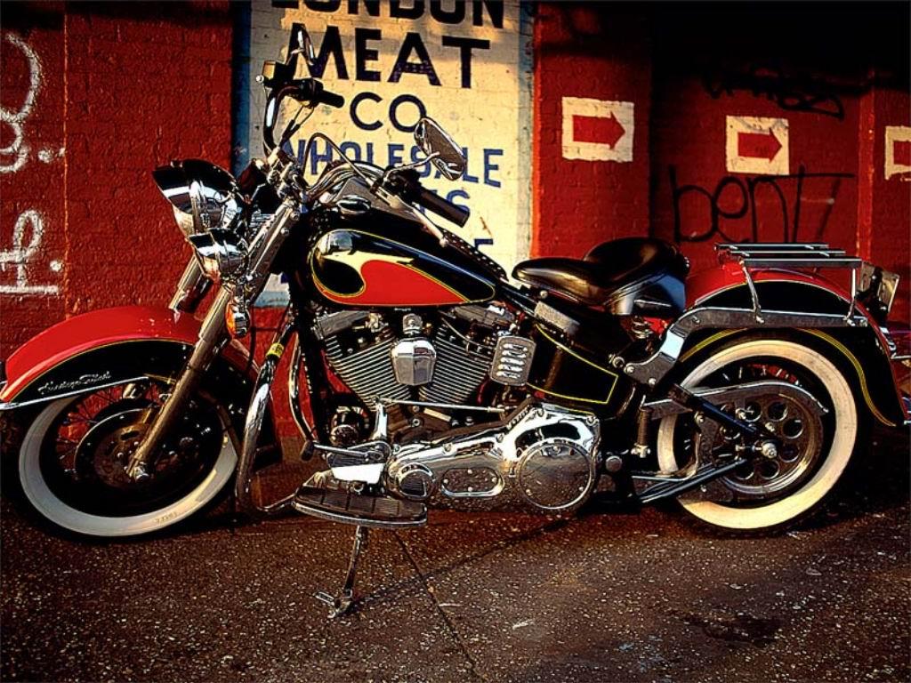 Harley Davidson Bikes Desktop Wallpapers, Harley Davidson ...