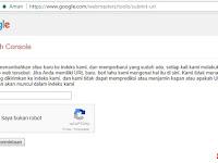 Mendaftar Google, Webmaster dan membuat Sitemap untuk Blogger