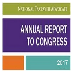 National Taxpayer Advocate 2017 Mid Year Report to Congress
