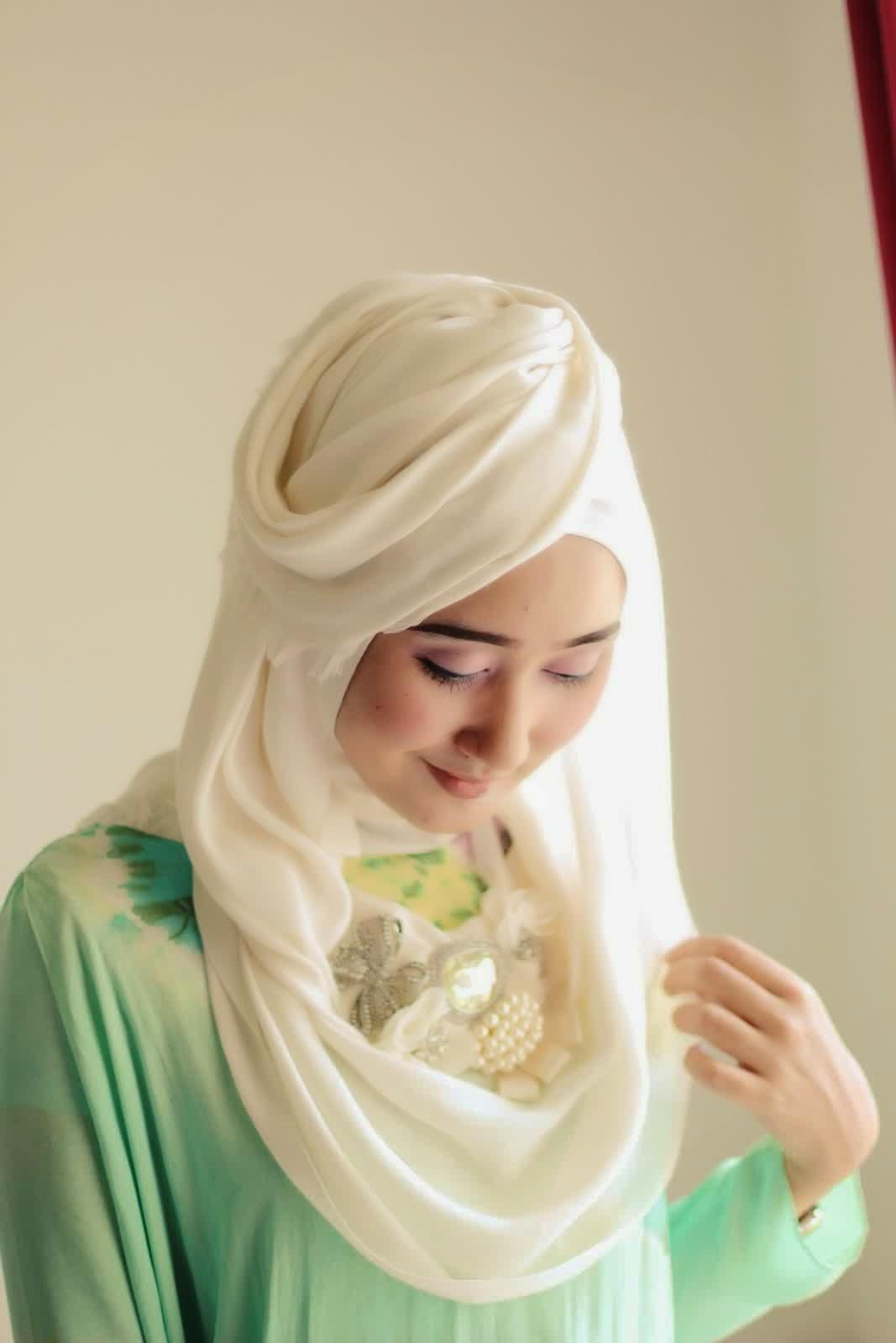 Tutorial Instan Hijab Terbaru Dian Pelangi