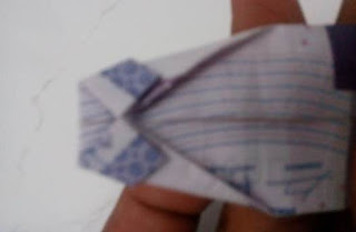 Gambar gb7 Origami uang baju