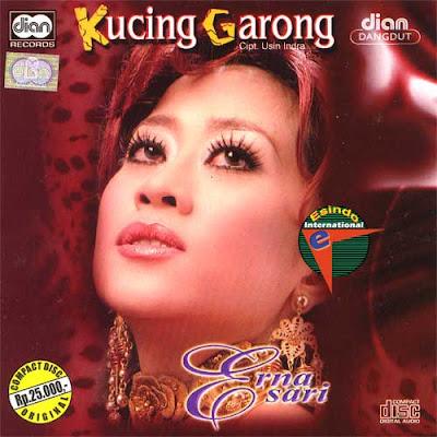 Penyanyi Kucing Garong Erna Sari Kucing Garong Dangdut
