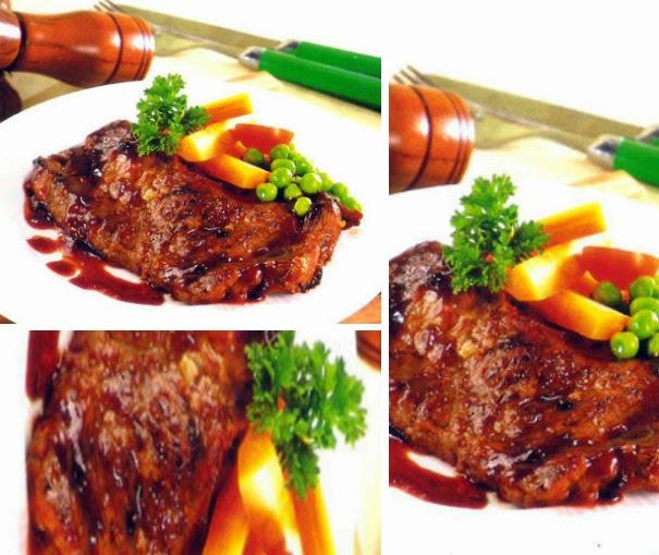 resep bistik daging sapi spesial dan praktis   county food