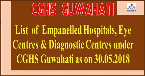 cghs-guwahati-empanelled-hospitals