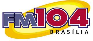 Rádio FM 104 de Brasília ao vivo (antiga Nativa FM 104,1 DF