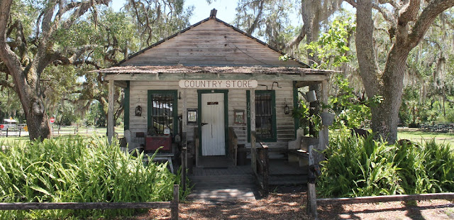 H. L. Wynn Commisary and General Store en Barberville