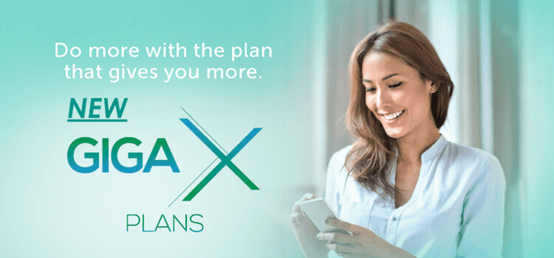 Smart launches the new Smart GigaX Plans now with up to 2x data!