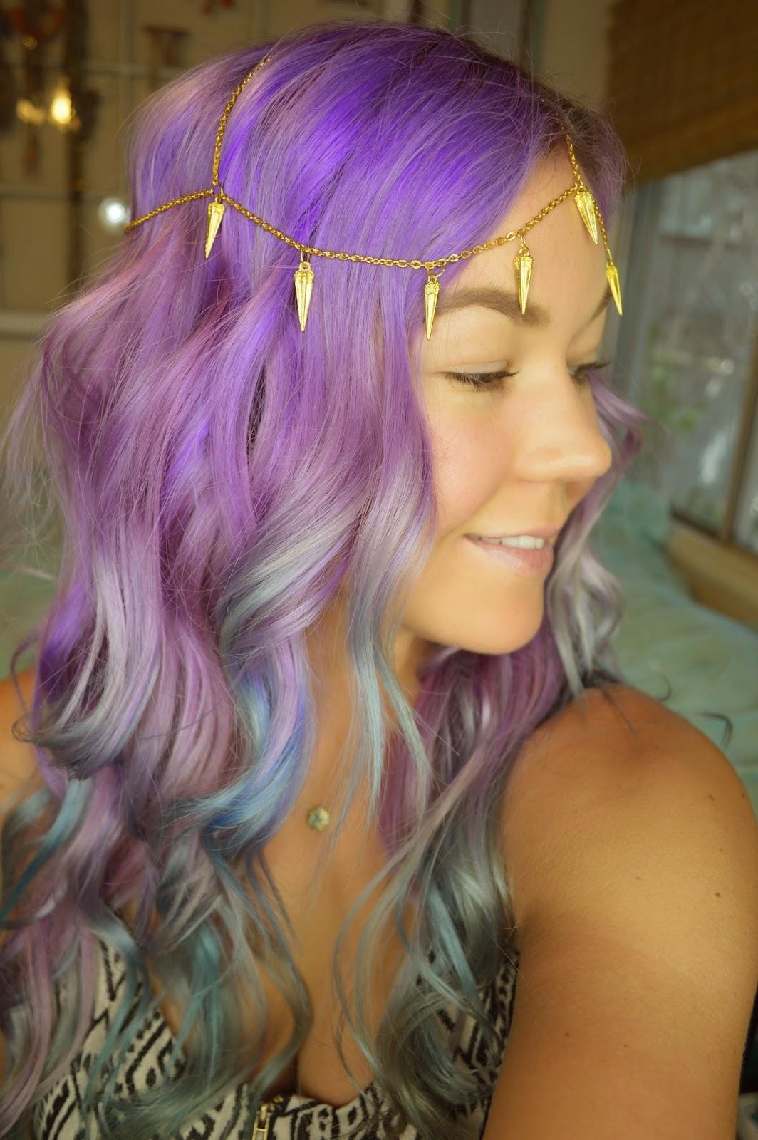 Marvelous Alexsis Mae How To Wear A Head Chain Short Hairstyles Gunalazisus