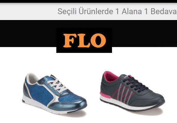 FLO 1 alana 1 bedava kampanyası, Flo kampanyası