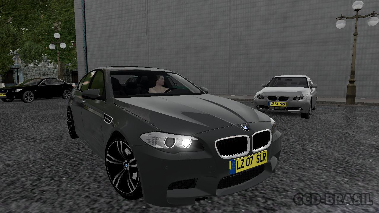 City Car Driving Topic Bmw M5 F10 1 4 1 By Heisenberg 1 3