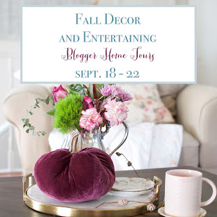 Fall Decor and Entertaining Blogger Home Tours