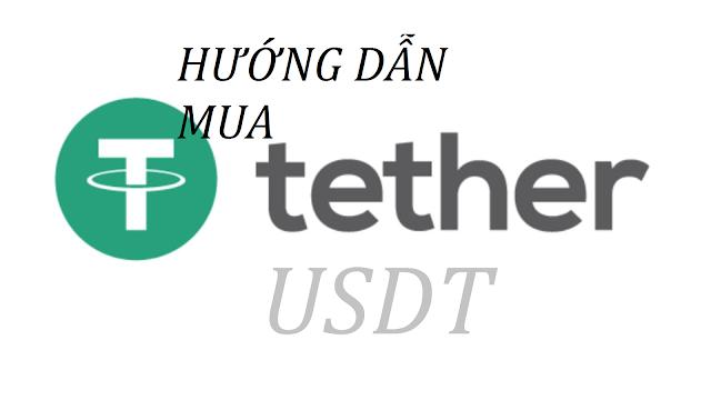 Hướng dẫn mua USDT