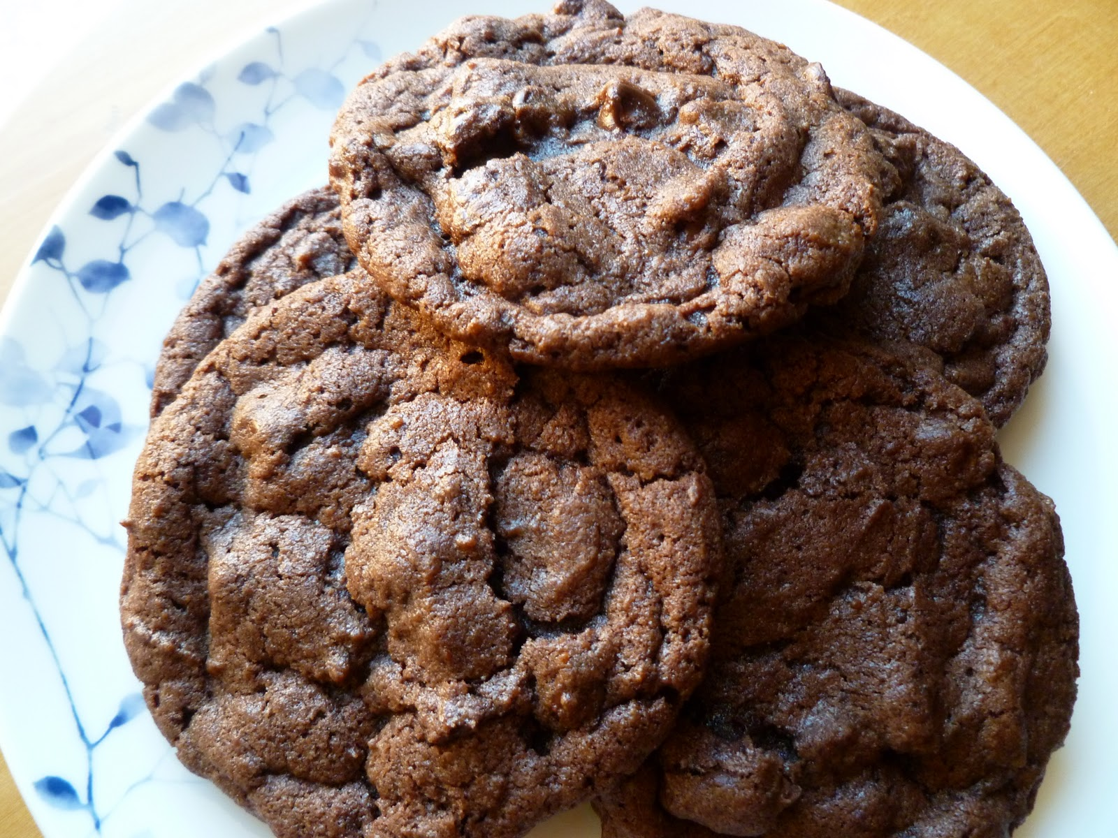The Pastry Chef's Baking: Chocolate Nutella Cookies