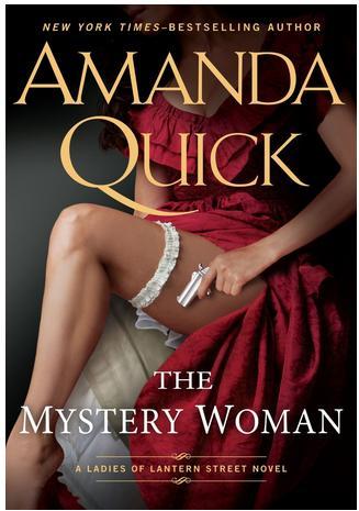 amanda quick books