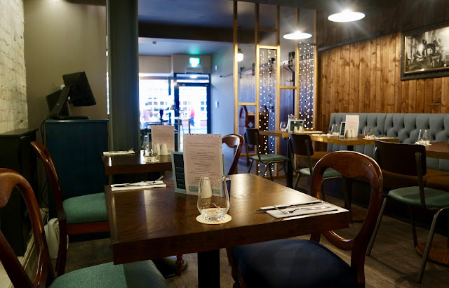 The Fork in the Road Middlesbrough Food Review Restaurant Teesside