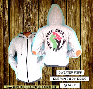 Jual Sweater Palestina