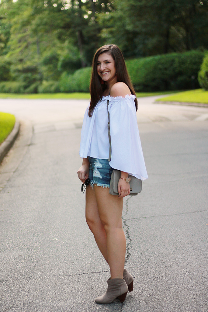 university of texas personal style blogger